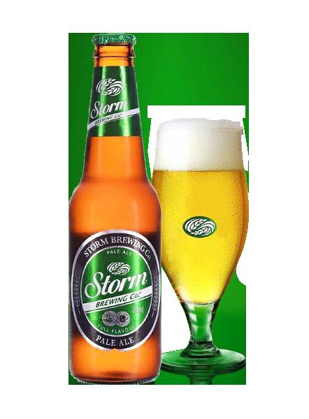Bia chai Storm