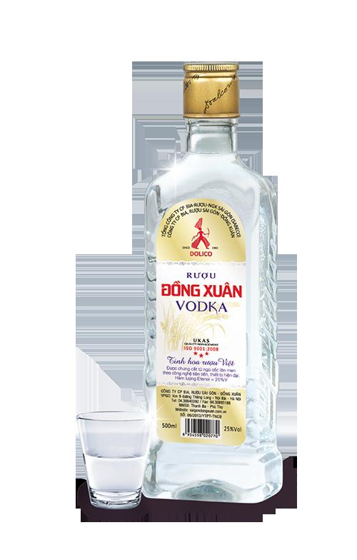 Rượu Đồng Xuân Vodka