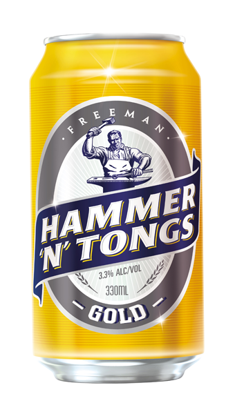Bia hơi Hammer'N'Tongs Gold