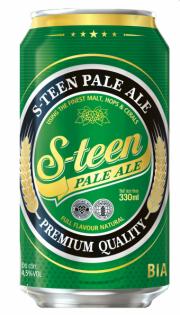 Bia lon S-teen