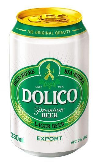 Bia lon Dolico